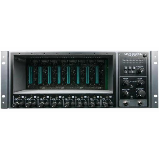 Cranborne Audio 500R8 USB Audio Interface and 8-slot 500 Series Rack