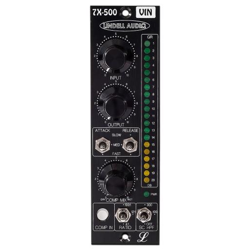 Lindell 7X500VIN Front Panel