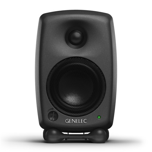 Genelec 8020D Dark Grey Front