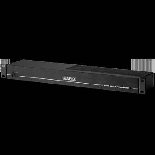 Genelec AD9200A A/D Converter front angled