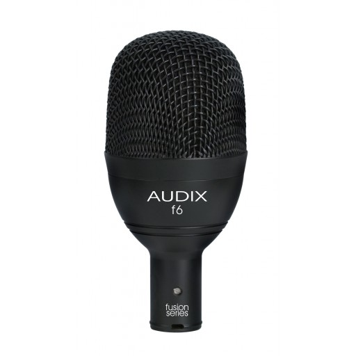 Audix F6 Dynamic Kick Drum Microphone
