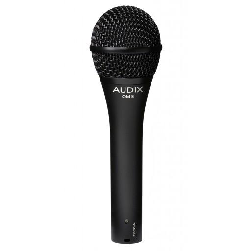 Audix OM3 Dynamic Vocal Microphone