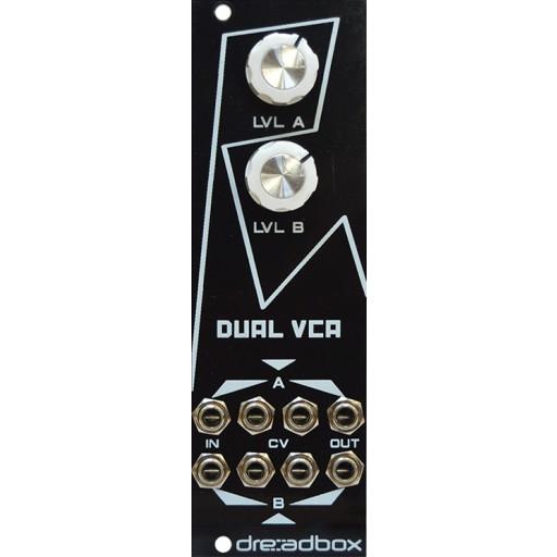 Dreadbox White Lines Dual VCA