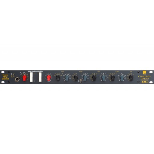 Chandler Limited Abbey Road Series - TG Channel MK II Mono Channel Strip Front