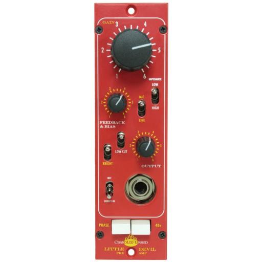 Chandler Limited Little Devil Pre-Amp 500 Series