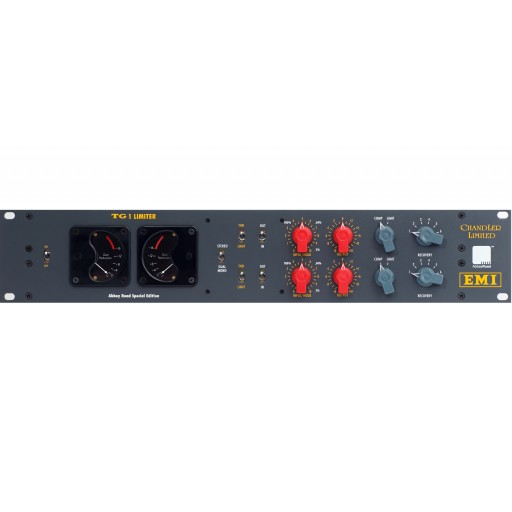 Chandler Limited Abbey Road Series - TG1 Stereo Limiter Front