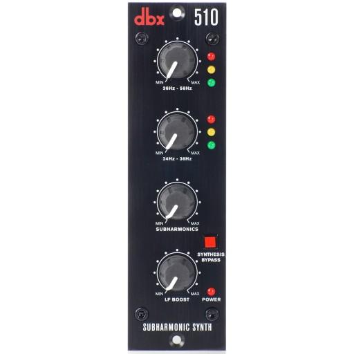DBX 510 - Subharmonic Synthesiser 500 Series