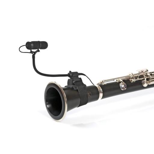 DPA d:vote 4099U on clarinet