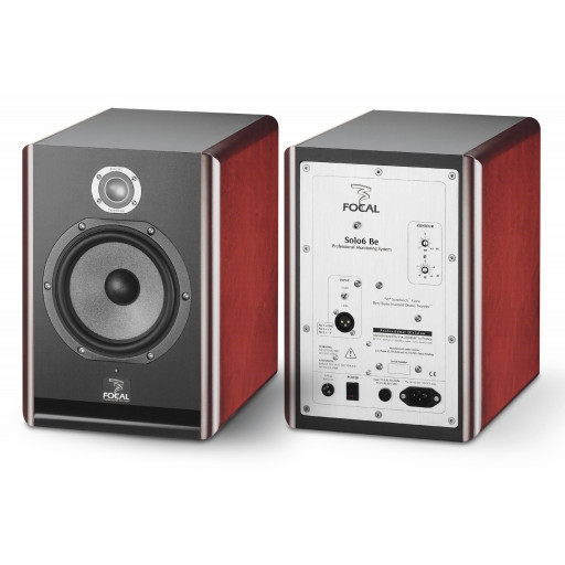 Focal  Solo 6 BE Active Nearfield Monitor (pair front and back)