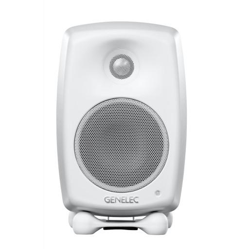 Genelec G Two Active Speaker (Single)-White