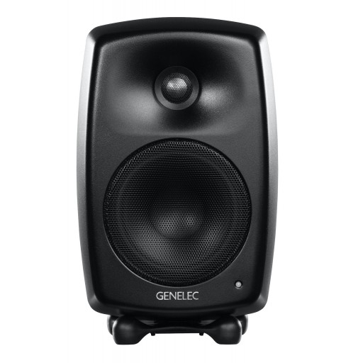 Genelec G Three Active Speaker (Single) -Black