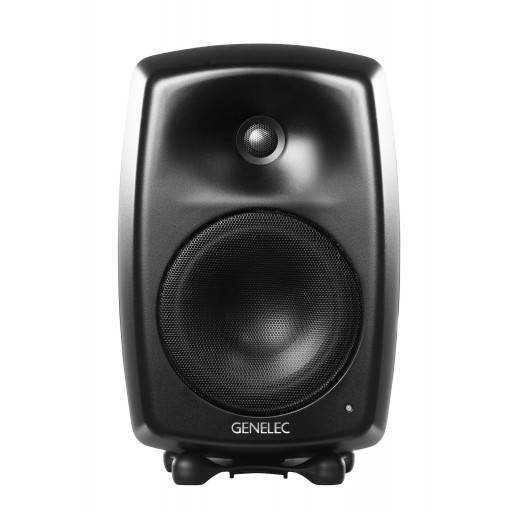 Genelec G Four Active Speaker (Single)-Black