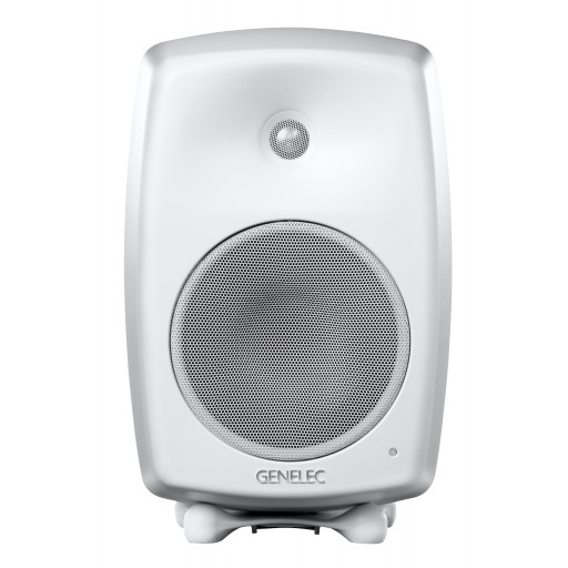 Genelec G Four Active Speaker (Single)-White