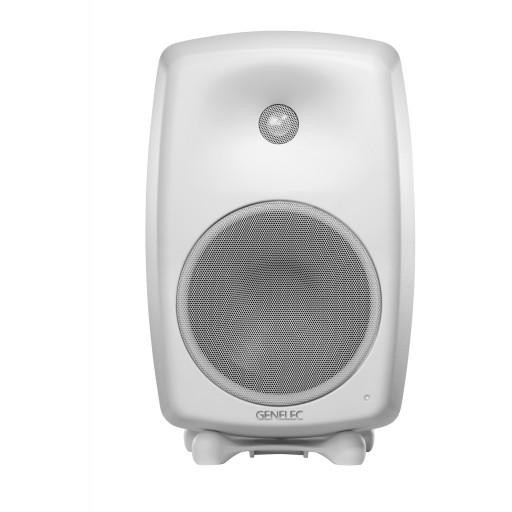 Genelec G Five Active Speaker (Single)-White