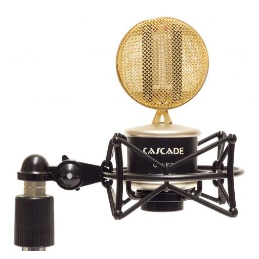 Cascade Microphones Gomez in shock mount