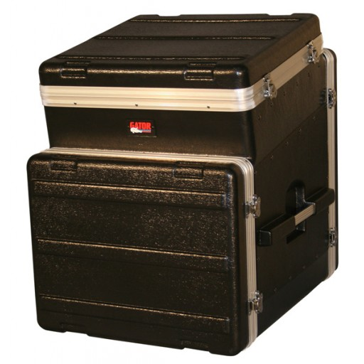 Gator Cases GRC-10X8 Combi Mixer 10U Angled Top