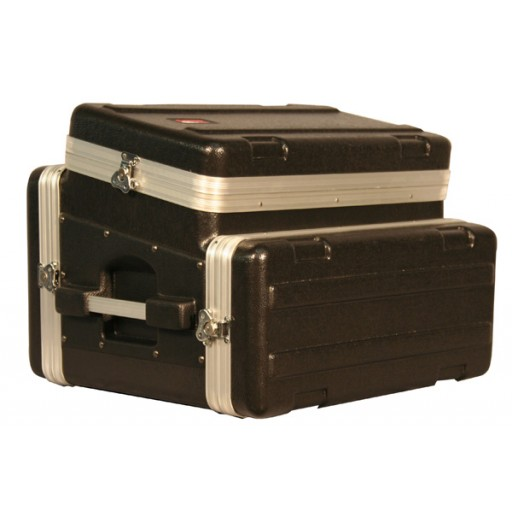 Gator Cases GRC-6X4 Combi Mixer 6U Angled Top