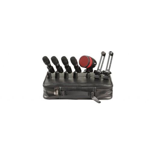 Heil HDK-5 5-Piece Drum Microphone Kit