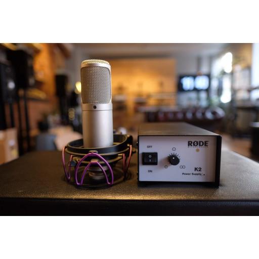 Rode K2 Valve Microphone - Ex Display