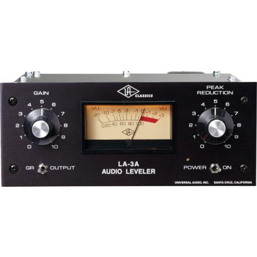 Universal Audio Dual LA3A Classic Leveler