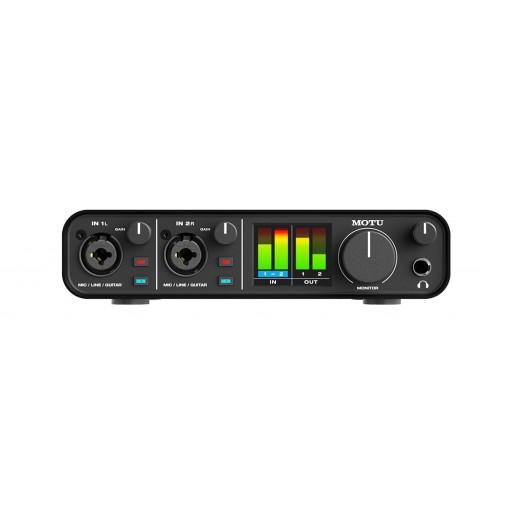 MOTU M2 USB Audio Interface