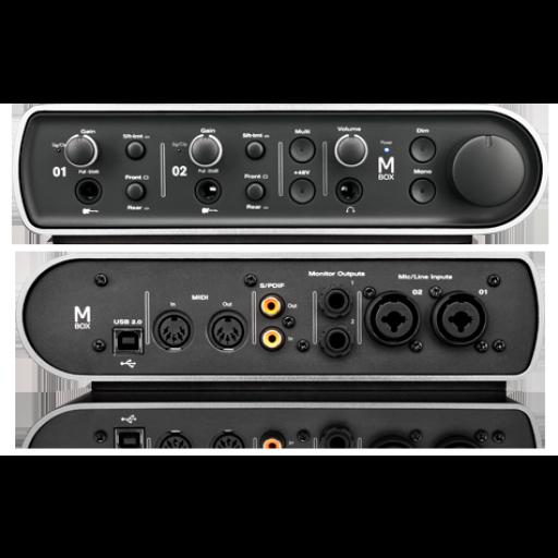 Avid MBox USB