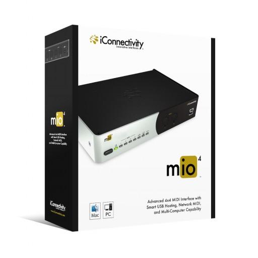 iConnectivity MIO 4 Box