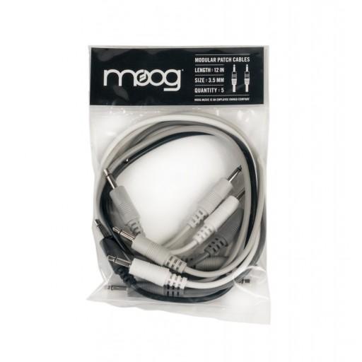 """Moog 12"""" Patch Cables"""