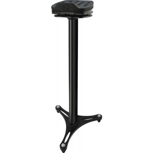 Ultimate Support MS-100B Pair of Studio Monitor Stands