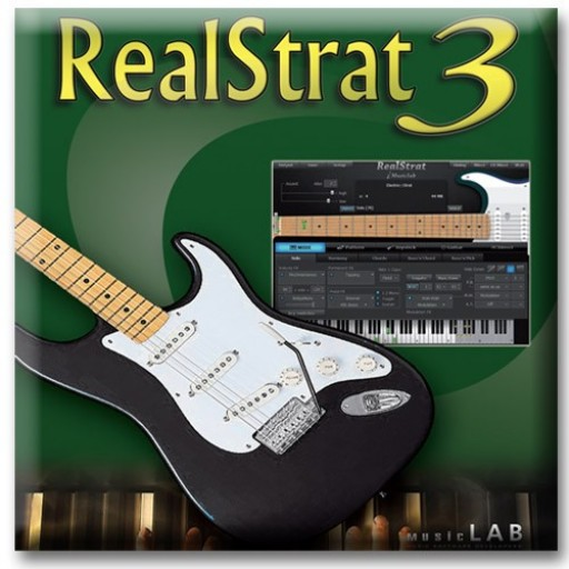 MusicLab RealStrat 3 Serial download