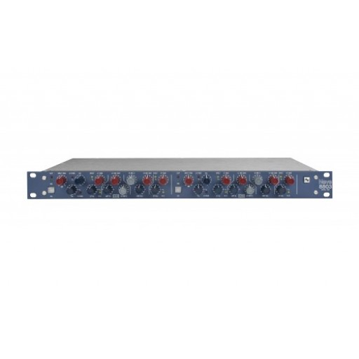 Neve 8803  -  Stereo EQ w/ Recall front