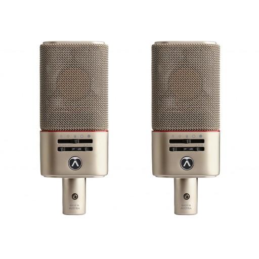 Austrian Audio OC818 Microphone Live Set