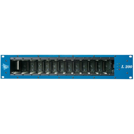 API L200R Rack Front