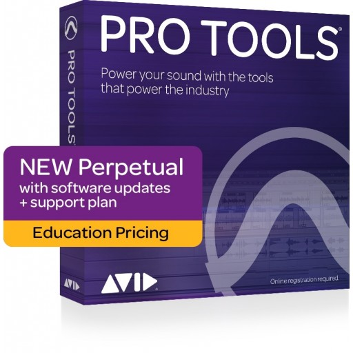 Avid Pro Tools Student/Teacher Perpetual