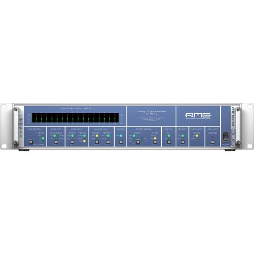 RME M-16 AD 16 Channel Analogue to MADI/ADAT converter