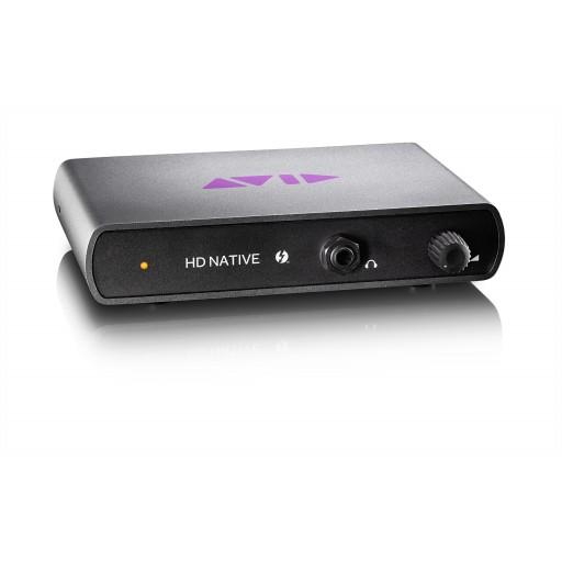 Avid Pro Tools HD Native TB w/Pro Tools | Ultimate Perp