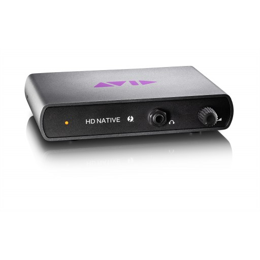 Avid Pro Tools HD Native TB - Card Only