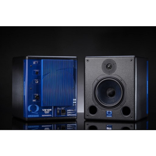 Quested V2108 Active Studio Monitor side