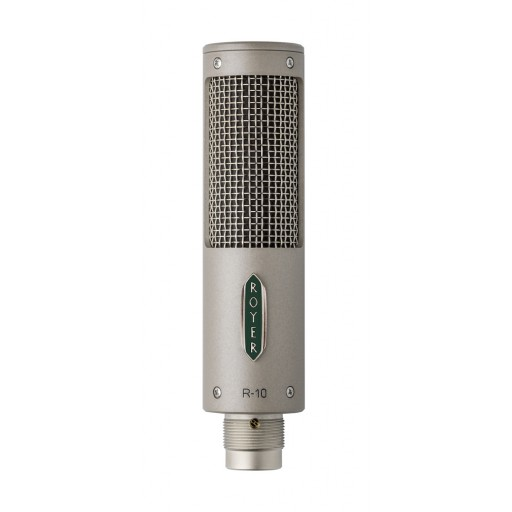 Royer R-10MP Matched Pair of Passive Ribbon Studio Microphones