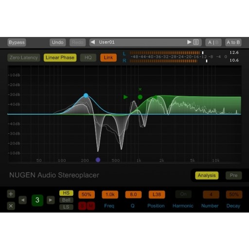 Nugen Audio Master Pack Stereo Placer