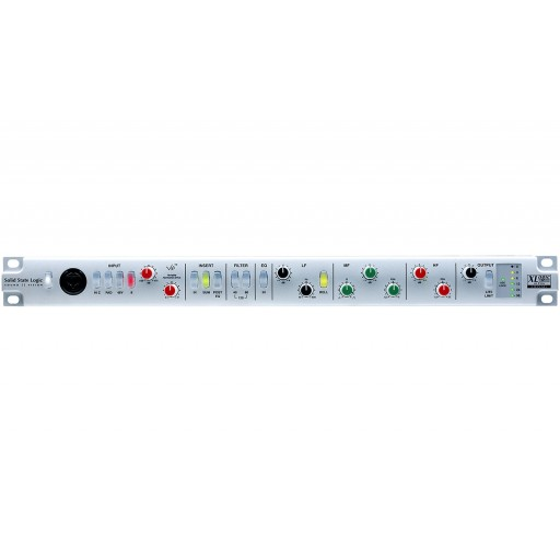 SSL Alpha Channel