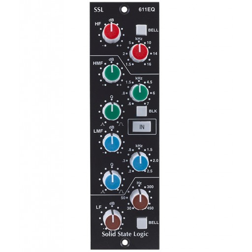 SSL E-Series EQ