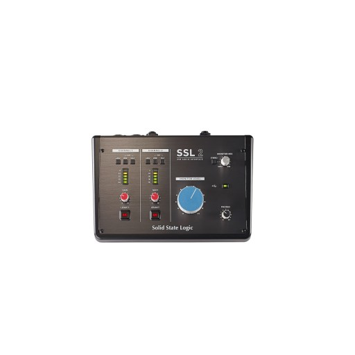 SSL 2 2-In/2Out USB Audio Interface
