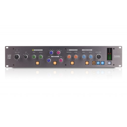 SSL Fusion Analogue Stereo Outboard Processor
