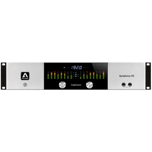 Apogee Symphony Front Panel