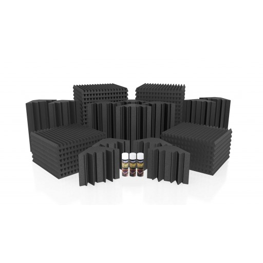Universal Acoustics Mercury Kit 5 Charcoal
