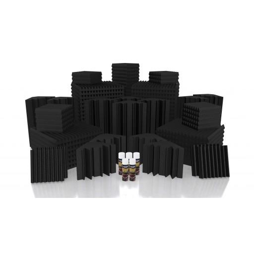 Universal Acoustics Mercury 6 Kit Charcoal