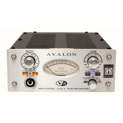 Avalon V5 Front