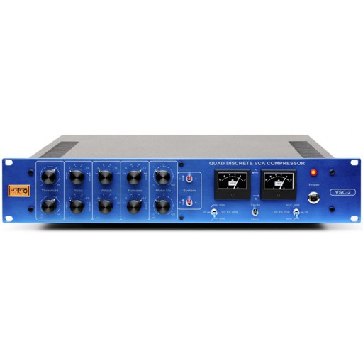 Vertigo Sound VSC2 - Stereo Compressor