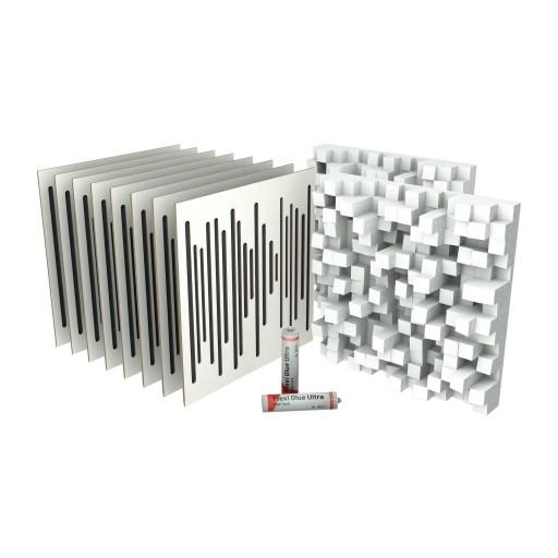 Vicoustic VicStudio Box Room treatment Kit